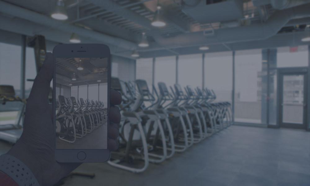 spor salonu üye mobil uygulaması